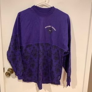 Disney's haunted mansion spirit jersey.
